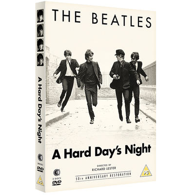The Beatles: A Hard Day's Night 2DVD