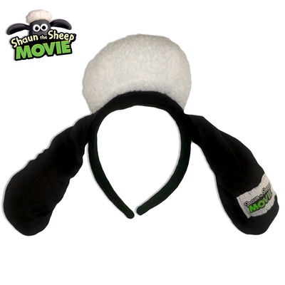 Shaun the Sheep: Shaun The Sheep Official Headband With Ears