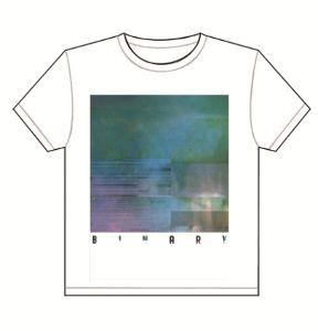Binary: Binary White T-Shirt