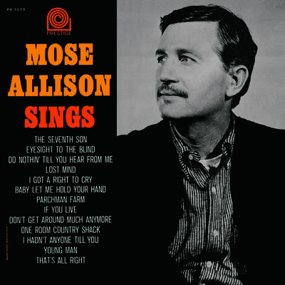 Mose Allison: Mose Allison Sings