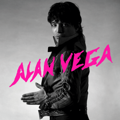 Alan Vega: Alan Vega: Rockin' Fireball Coloured Vinyl