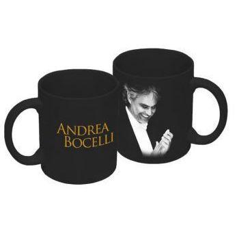 Andrea Bocelli: Andrea Bocelli (Applauso) Mug