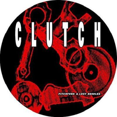 Clutch: Pitchfork & Lost Needles: Ltd. Picture Disc