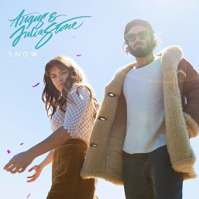 Angus & Julia Stone: Snow: Clear Vinyl