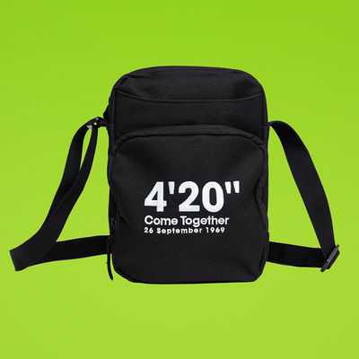 "Abbey Road Studios: The 4'20"" Come Together Cross Body Bag"