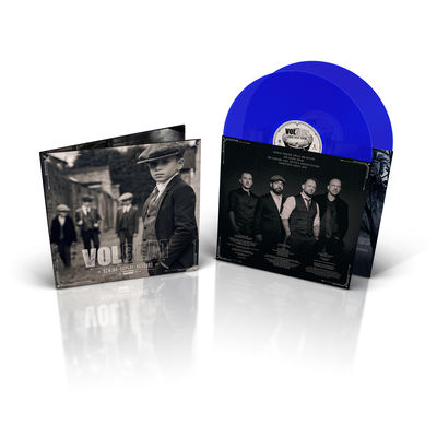 Volbeat: Rewind, Replay, Rebound: Exclusive Blue Vinyl