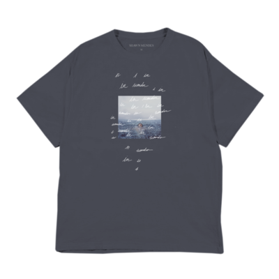 Shawn Mendes: WONDER COVER T-SHIRT II
