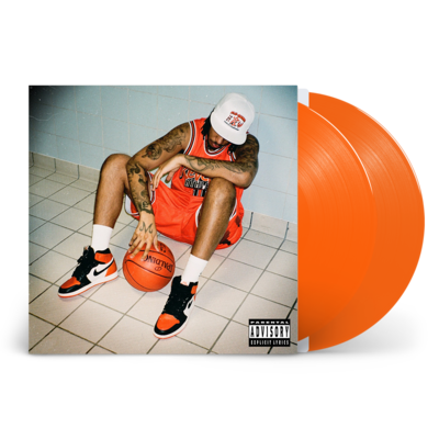 AJ Tracey: Flu Game: Limited Edition Orange Vinyl 2LP