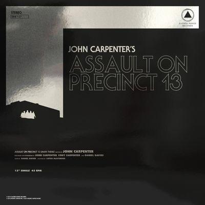 John Carpenter: Halloween B/W Escape from New York