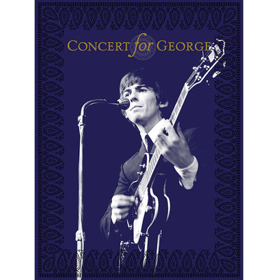 George Harrison: Concert For George 2CD & 2Blu-ray