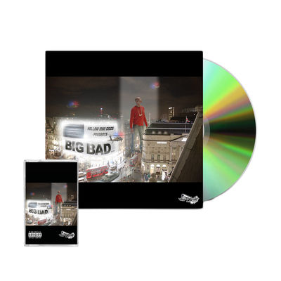 Giggs: BIG BAD... EXCLUSIVE SIGNED BUNDLE