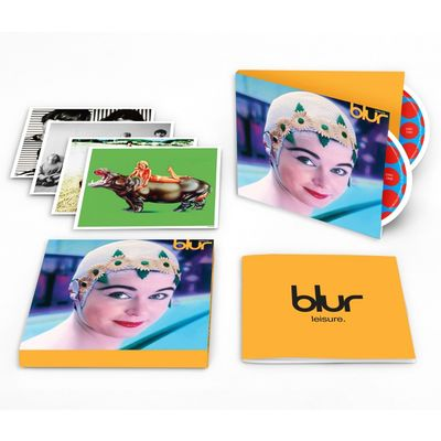 Blur: Leisure (2CD Special Edition)