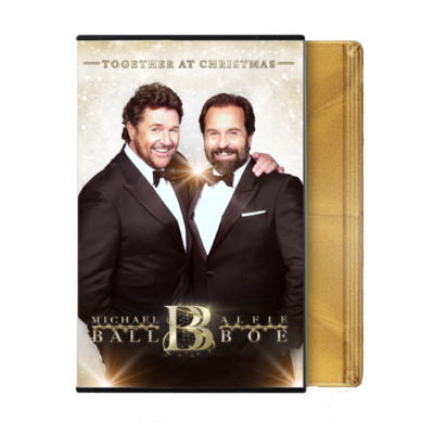 Michael Ball & Alfie Boe: Together At Christmas Cassette