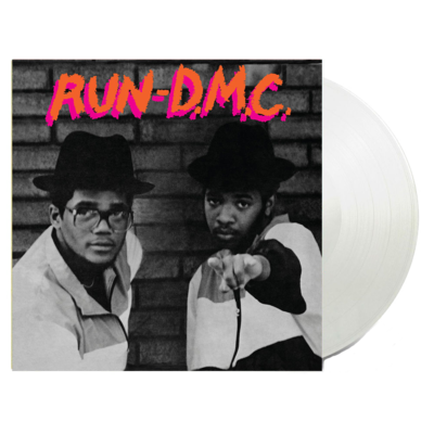 RUN DMC: Run-D.M.C. Limited Edition Transparent Vinyl