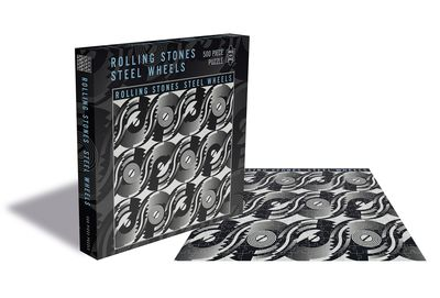 The Rolling Stones: Steel Wheels Puzzle