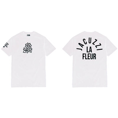 Jazz Cartier: JLF Tee (White)