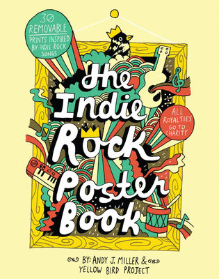 Chronicle Books: Indie Rock Poster Book