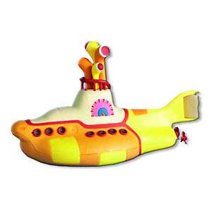 The Beatles: Yellow Submarine Ornament