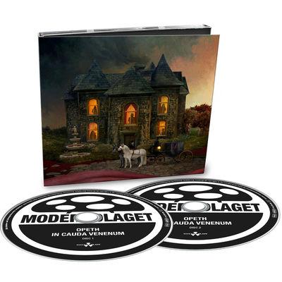 Opeth: In Cauda Venenum (English/ Swedish Version)