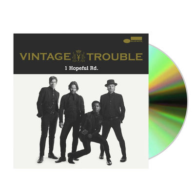 Vintage Trouble: 1 Hopeful Rd CD Album