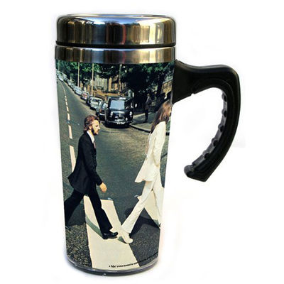 The Beatles: The Beatles Abbey Road Travel Mug