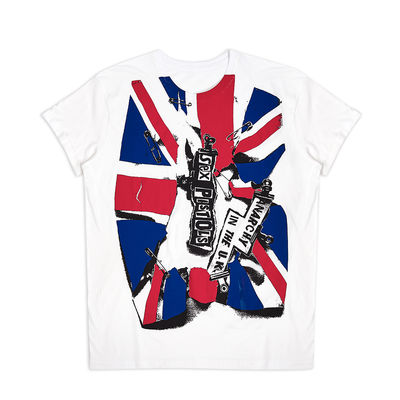 Sex Pistols: ANARCHY IN THE UK T-Shirt - L