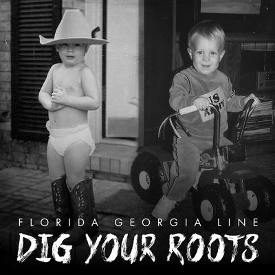 Florida Georgia Line: Dig Your Roots + Signed Insert