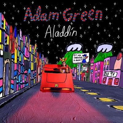 Adam Green: Aladdin: Signed