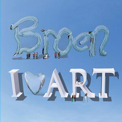 Broen: I <3 Art