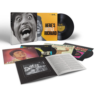 Little Richard: Mono Box: The Complete Specialty And Vee-Jay Albums