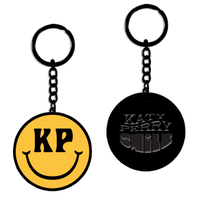 Katy Perry: Smile Keychain