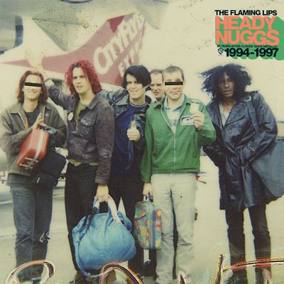 The Flaming Lips: Heady Nuggs 20 Years After Clouds Taste Metallic 1994-1997