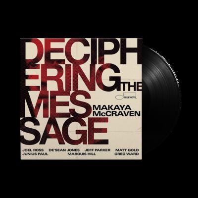 Makaya McCraven: Deciphering The Message Standard LP