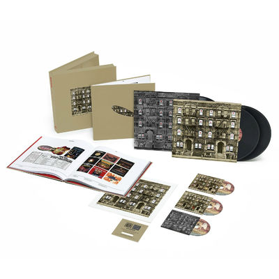 Led Zeppelin: Physical Graffiti: Super Deluxe Box Set