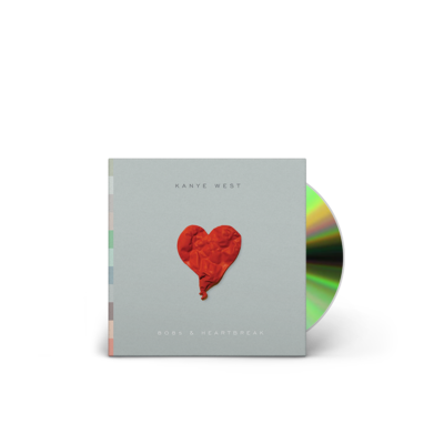 Kanye West: 808s & Heartbreak
