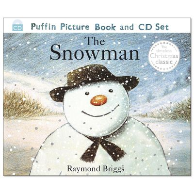 The Snowman: The Snowman (Book and CD)