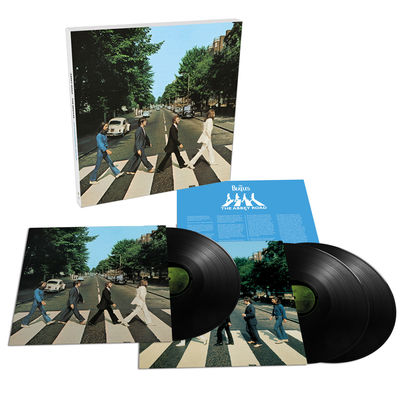 The Beatles: Abbey Road (Super Deluxe Edition 3 LP)