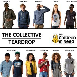 The Collective: Teardrop (Official Children in Need Single 2011)