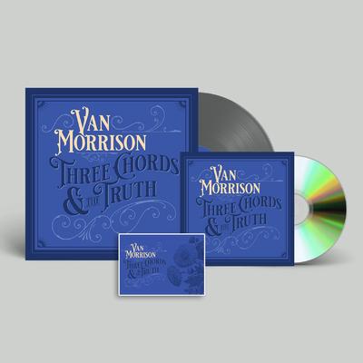 Van Morrison: CD + Vinyl + Artcard