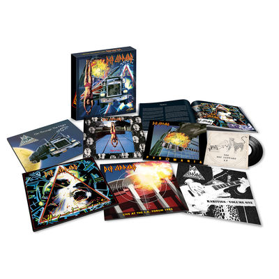 Def Leppard: The Vinyl Box Set: Volume One