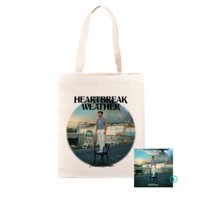 Niall Horan: Heartbreak Weather Tote + CD