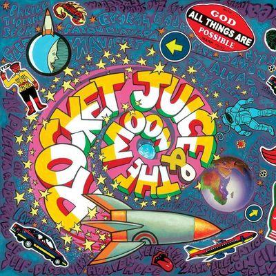 Rocket Juice & The Moon: Rocket Juice & The Moon