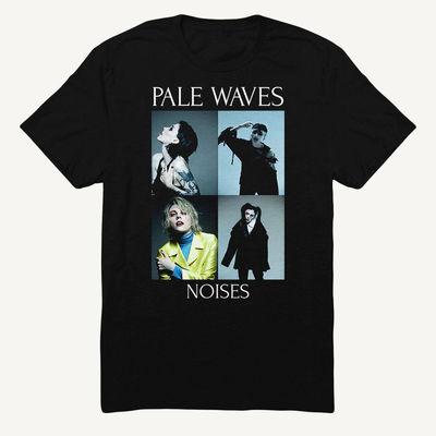 Pale Waves: Noises T-Shirt - S