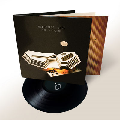 Arctic Monkeys: Tranquility Base Hotel + Casino