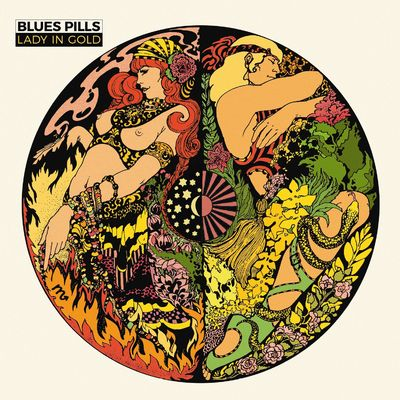 Blues Pills: Lady In Gold CD + Signed Insert