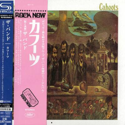 The Band: Cahoots: SHM-CD