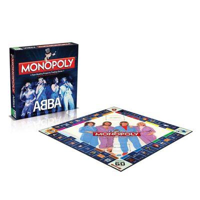 Abba: ABBA Monopoly