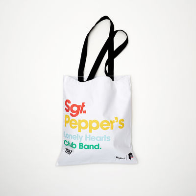 Abbey Road Studios: The Beatles Sgt Pepper Titles Tote