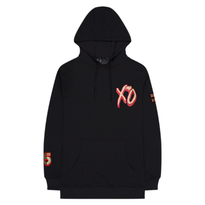 The Weeknd: MAGAZINE HOODIE
