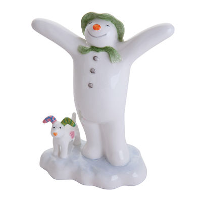 The Snowman: Coming Alive